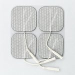 Syrtenty-2-Square-TENS-Unit-Electrodes-2×2-44-Pack-Electrode-Pads-for-TENS-Massage-EMS-100-Satisfaction-Guarantee-0-0